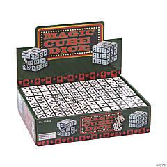 Dice Magic Cubes