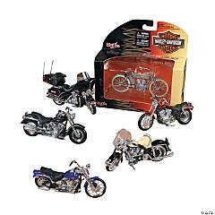Die Cast Harley-Davidson® 1:18 Scale Motorcycle