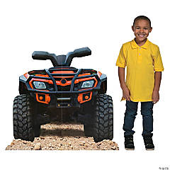 Dig VBS All Terrain Vehicle Stand-Up