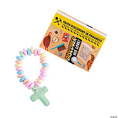 Dig VBS Candy Bracelets with Sticker