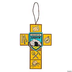 Dig VBS Cross Sign Craft Kit
