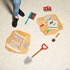 Dig VBS Floor Decals
