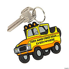 Dig VBS Keychains