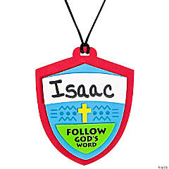 Dig VBS Name Tag Necklace Craft Kit