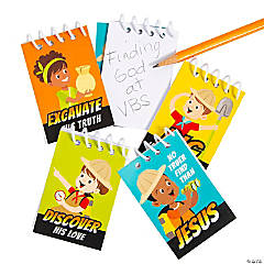 Dig VBS Notepads