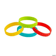 Dig VBS Silicone Bracelets