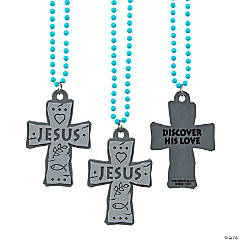 Dig VBS Stone Beaded Necklaces
