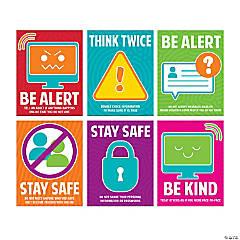 Digital Awareness Poster Set