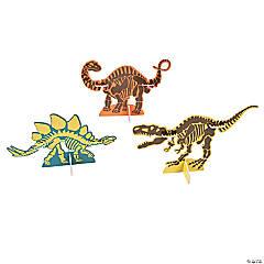 Dino Dig 3D Centerpiece Set