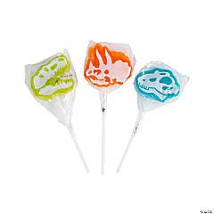 Dino Dig Character Lollipops