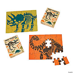Dino Dig Jigsaw Puzzles