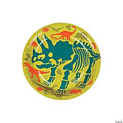 Dino Dig Paper Dessert Plates - 8 Ct.