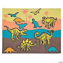 Dino Dig Sticker Scenes