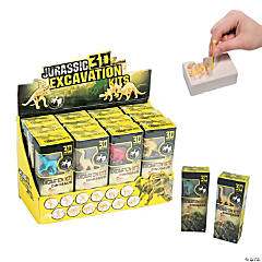 Dino Excavation Kits
