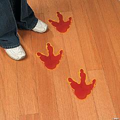 Dino-Mite Footprint Floor Decals