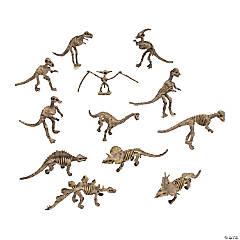 Dino-Mite Plastic Dinosaur Skeletons