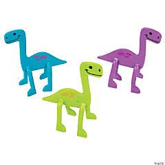 Dinosaur 3D Bendables PDQ