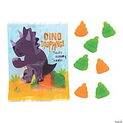 Dinosaur Droppings Candy Fun Packs