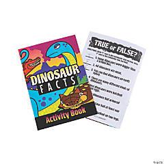 Dinosaur Facts Activity Books