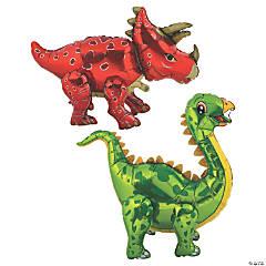 Dinosaur Mylar Centerpieces