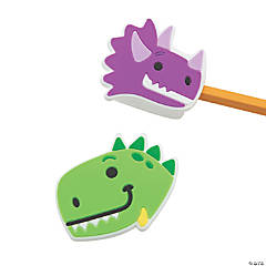Dinosaur Pencil Sharpeners