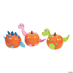Dinosaur Pumpkin Decorating Craft Kit