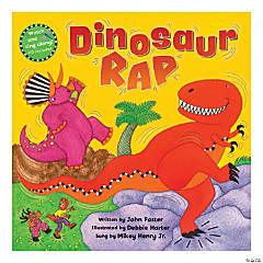 Dinosaur Rap - Paperback w/CD, Qty 3