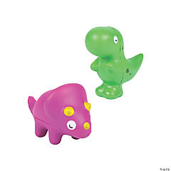 Dinosaur Squishies