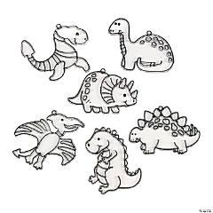 Dinosaur Suncatchers