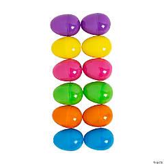 Dinosaur Toy-Filled Plastic Easter Eggs