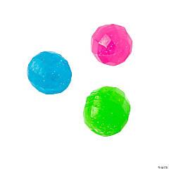 Disco Ball Bouncy Balls