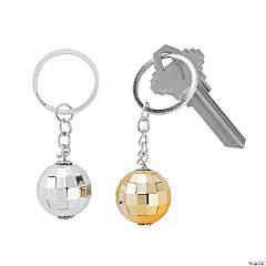 Disco Ball Keychains