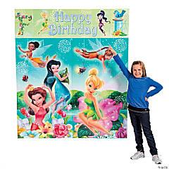 Disney Fairies Scene Setter Wall Decorating Kit