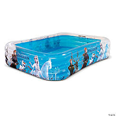 Disney Frozen 8x6 Inflatable Pool by GoFloats
