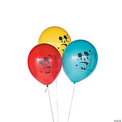 "Disney® Mickey's Fun To Be One 12"" Latex Balloons"