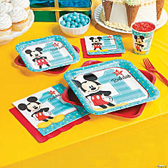 DisneyR Mickeys Fun To Be One Party Supplies