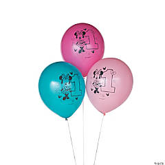"Disney® Minnie's Fun To Be One 12"" Latex Balloons"