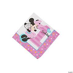 Disney® Minnie's Fun To Be One Beverage Napkins