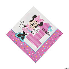 Disney® Minnie's Fun To Be One Luncheon Napkins