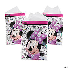 Disney Minnie's Happy Helpers Goody Bags