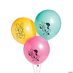 "Disney® Minnie's Happy Helpers 12"" Latex Balloons"