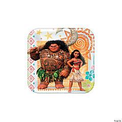 Disney Moana Paper Dessert Plates - 8 Ct.