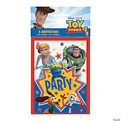 Disney Pixar Toy Story 4™ Invitations - 8 Pc.