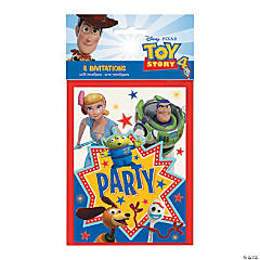Disney Pixar Toy Story 4™ Invitations