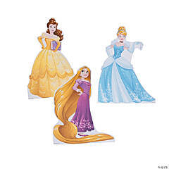 Disney Princess 3-Pack Mini Centerpiece Stand-Ups
