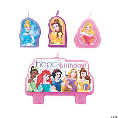 Disney Princess™ Birthday Candles