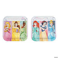 Disney Princess Dream Dessert Plates