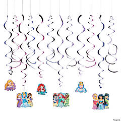 Disney Princess Dream Hanging Swirls