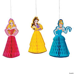 Disney Princess Dream Honeycomb Hanging Decorations