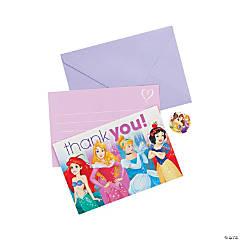 Disney Princess Dream Thank You Cards